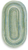 Bed Bath & Beyond Oval 4-Foot x 6-Foot Area Rug in Parrot