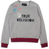 True Religion Boys' French Terry Sweatshirt - Little Kid, Big Kid