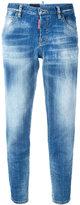 DSQUARED2 Glam Head jeans - women - Cotton/Spandex/Elastane/Polyester - 36