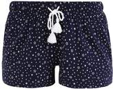 Lascana COZY WORLD Pyjama bottoms navy allover