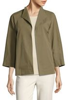 Lafayette 148 New York Adam Swing Jacket
