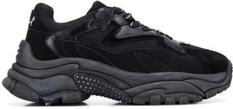 Ash Atomic chunky-sole sneakers