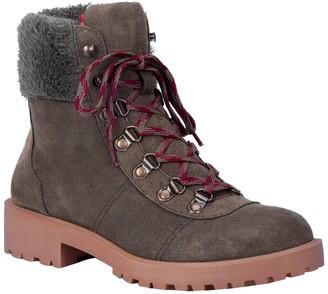 Dingo Telluride Faux Fur Trim Boot