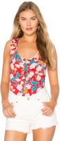 Rachel Pally Sleeveless Nedda Bodysuit