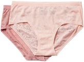 Columbia Pretty Lace Hipster 2-Pack Women's Underwear