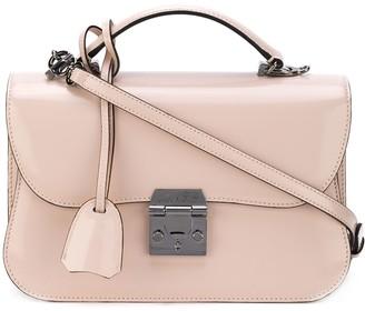 Mark Cross Satchel Handbag