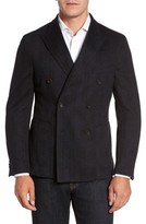 Men's Flynt Classic Fit Jersey Double-Breasted Sport Coat