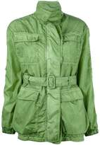 Tomas Maier waterproof jacket
