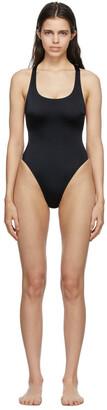 Agent Provocateur Black Keia One-Piece Swimsuit