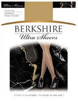 Berkshire Women's Misses Ultra Sheer Control Top Sandalfoot Pantyhose 4415