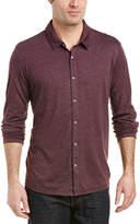 Velvet by Graham & Spencer Woven Shirt
