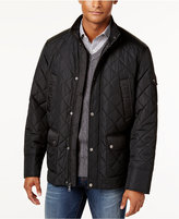 Sean John Stand-Collar Quilted Coat