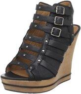 DKNY Women's Claudette Wedge Sandal