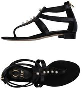 O Jour Toe post sandal