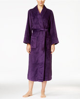 Charter Club Petite Super Soft Shawl Collar Long Robe, Only at Macy's