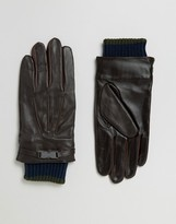 Ted Baker Gloves in Leather