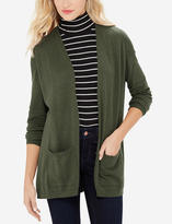 The Limited V-Neck Trapeze Cardigan