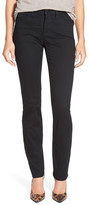 NYDJ Samantha Stretch Slim Straight Leg Jean