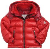 Moncler Zin Nylon Windbreaker Down Jacket