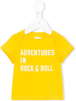 No Added Sugar Adventures In Rock & Roll T-shirt - kids - Cotton - 3 mth
