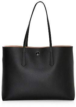 Kate Spade Women's Large Molly Leather Tote