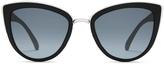 Quay Black Girl's Sunglasses
