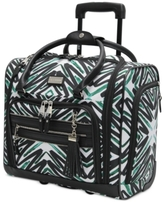 Steve Madden CLOSEOUT! 65% OFF Tribal Spinner Luggage