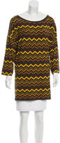 M Missoni Oversize Printed Top w/ Tags
