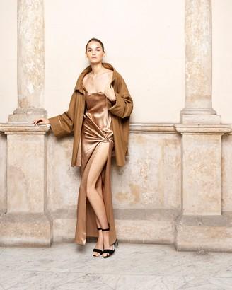 Adriana Iglesias Goldie Dress