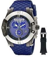 Mulco Men's MW5-3068-041 Prix Snap Analog Display Swiss Quartz Black Watch