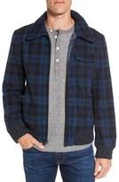Grayers Men's Conrad Wool Blend Bomber Jacket