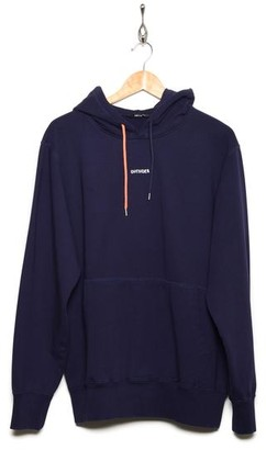Band Of Outsiders Contrast String Hoodie - M