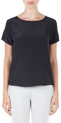 Skin and Threads Silk Tee