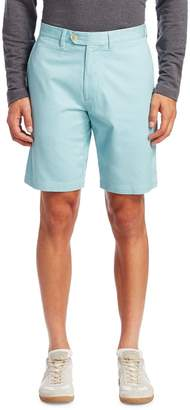 Saks Fifth Avenue COLLECTION Flat Front Shorts