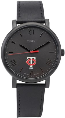 Timex Women's Minnesota Twins Night Game Watch