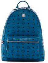 MCM Dual Stark Medium Leather Backpack