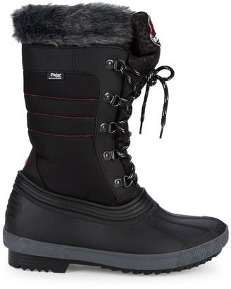 Pajar Doris Faux Fur-Lined Winter Boots