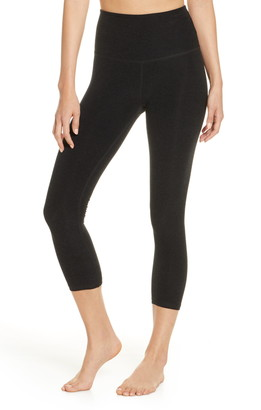 Beyond Yoga High Waist Capris
