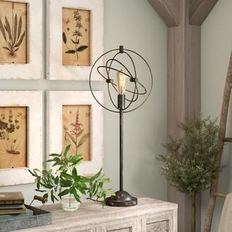 "Laurel Foundry Modern Farmhouse Duluth Orb 30.75"" Buffet Lamp"