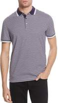 Michael Kors Greenwich Stripe Short Sleeve Polo Shirt - 100% Exclusive