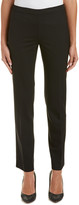 Lafayette 148 New York Wool-Blend Ankle Pant
