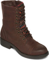 MIA GIRL Mia Girl Basia Lace-Up Combat Boots