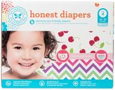 Bed Bath & Beyond Honest 60-Pack Size 4 Diapers in Chevron/Cherries Patterns
