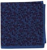 Ted Baker Floral Flannel Pocket Square