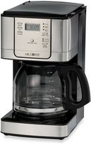 Mr. Coffee JWX Series 12-Cup Programmable Stainless Steel Coffee Maker