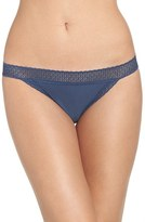 Exofficio Women's Give-N-Go Lace Trim Sport Bikini