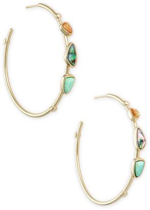 Kendra Scott Ivy Hoop Earrings