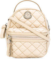 Moncler Georgine crossbody bag - women - Leather/Polyamide/Polyester - One Size