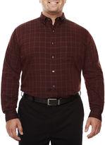 Van Heusen Non-Iron Button-Front Shirt- Big & Tall