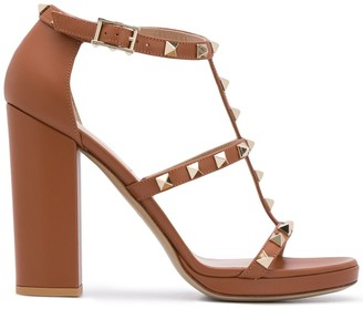 Valentino 100mm Rockstud sandals